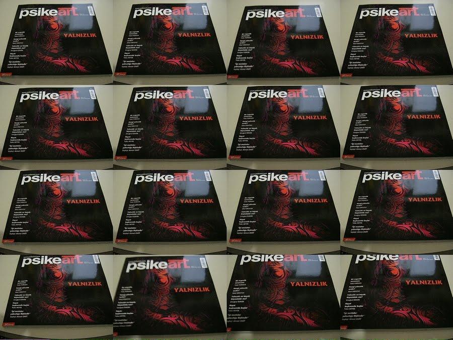 Psikeart – Yalnızlık (Sayı:11 – Eylül/Ekim 2010)