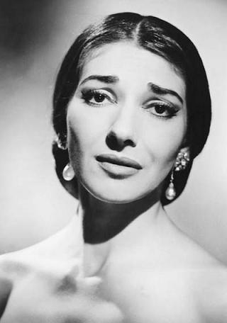 Maria Callas ve Opera