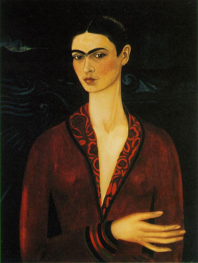 Acılarını Resmeden Kadın: Frida Kahlo