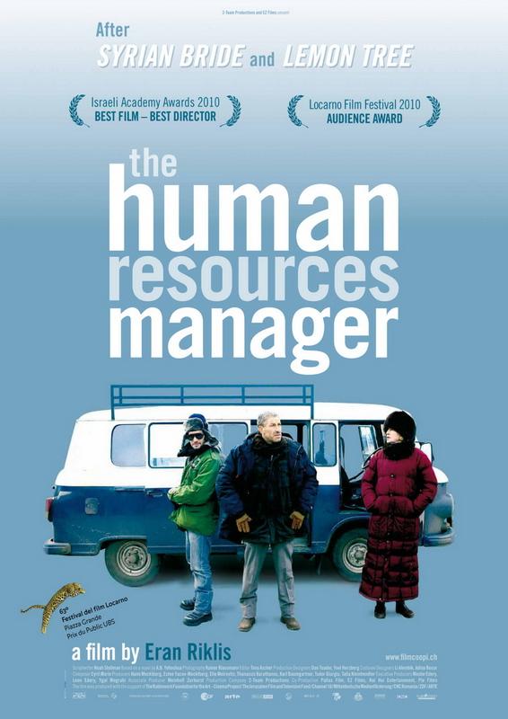 İnsan Kaynakları Müdürü – Shlihuto Shel Ha?memuneh Al Mash?abei Enosh