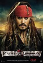 Karayip Korsanları: Gizemli Denizlerde – Pirates Of The Caribbean: On Stranger Tides
