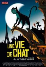 Yine Paris'te Bir Hikaye: A Cat In Paris (Une Vie De Cat)