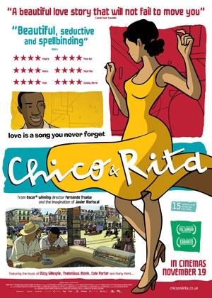 Müzik ve Aşkın Hikayesi: Chico&Rita