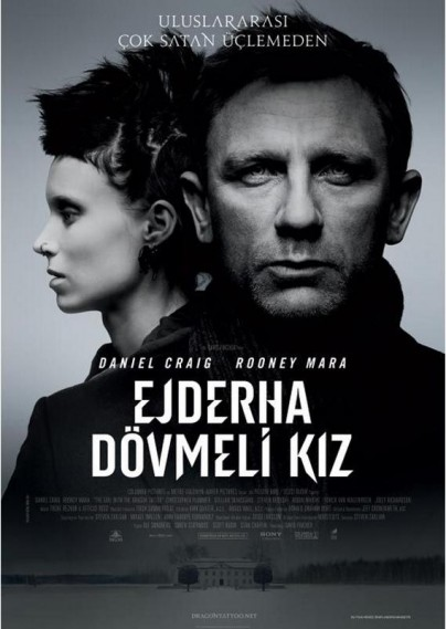 Fincher Yorumu ile Ejderha Dövmeli Kız – The Girl With The Dragon Tattoo