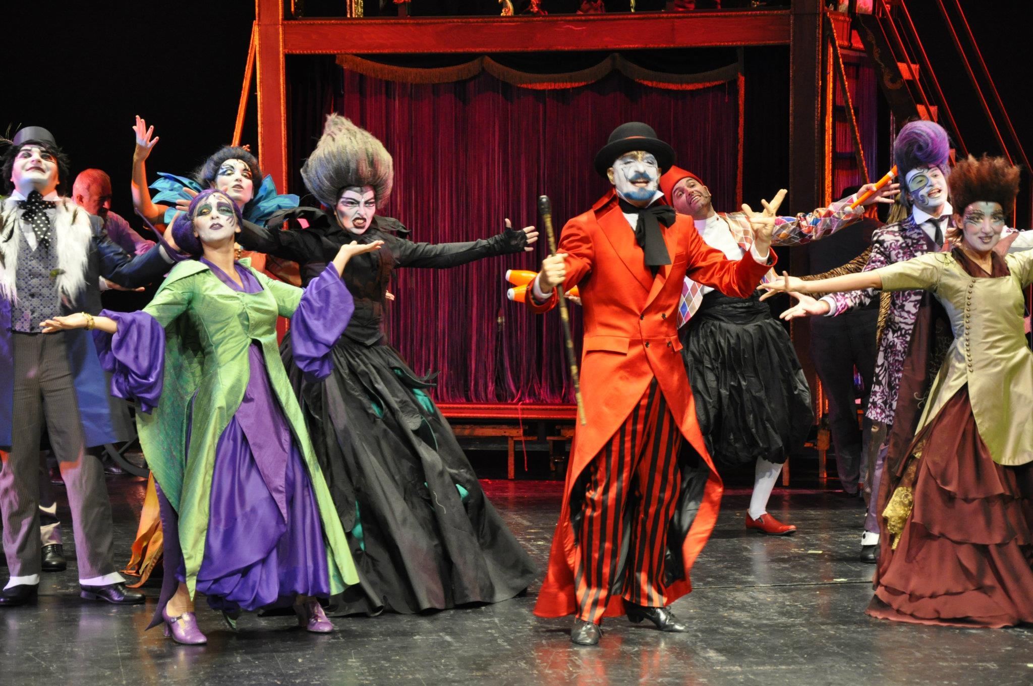 Şehir Tiyatroları'ndan Son Dönemlerin En Renkli Müzikali : Şark Dişçisi