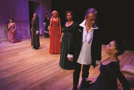 Oyun Atölyesi'nden Don Juan'ın Gecesi