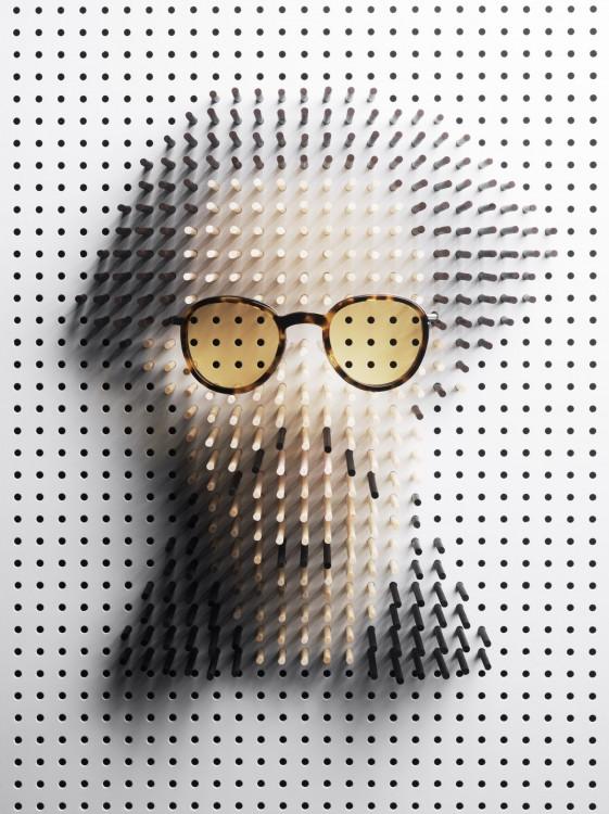 Pin Art'ın Gözlüklü Hali : Philip Karlberg