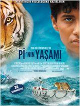 Oscar Adaylıklarıyla Ses Getiren Film: Pi'nin Yaşamı / Life of Pi