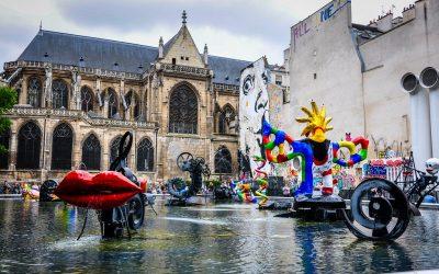 İki Günlük Paris Gezisi (Fransa)