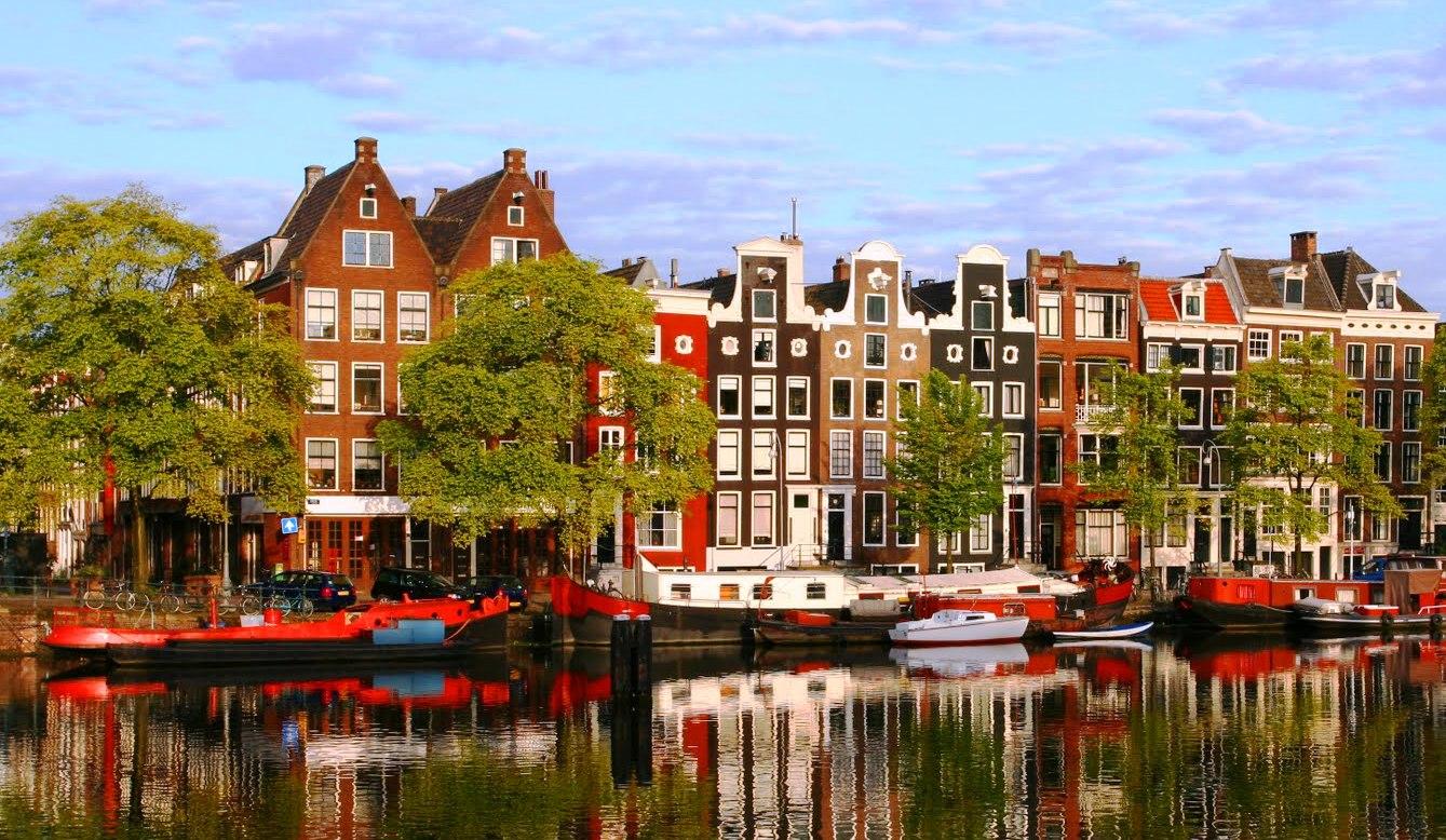Birer Günde Amsterdam – Rotterdam (Hollanda)
