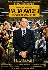 Scorsese'nin Son Filmi: The Wolf of Wall Street / Para Avcısı
