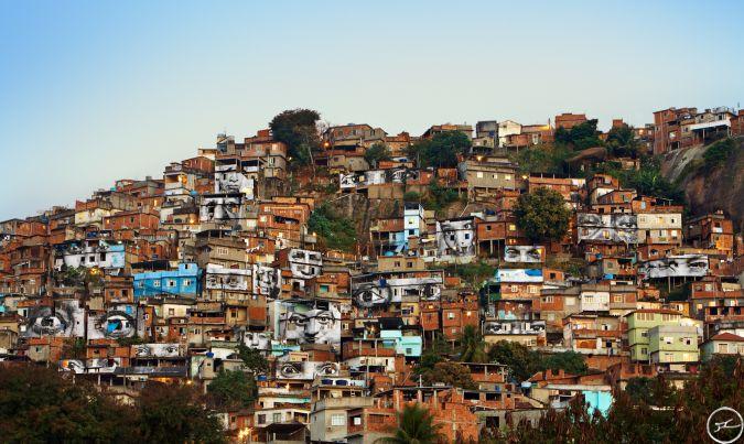 28 Millimeters, Women Are Heroes Action dans la Favela Morro da Providência, Favela de Jour, Rio de Janeiro, Brésil/ 2008
