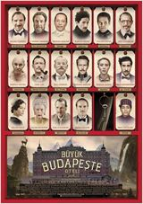 Wes Anderson'ın Son Bombası : The Grand Budapest Hotel / Büyük Budapeşte Oteli