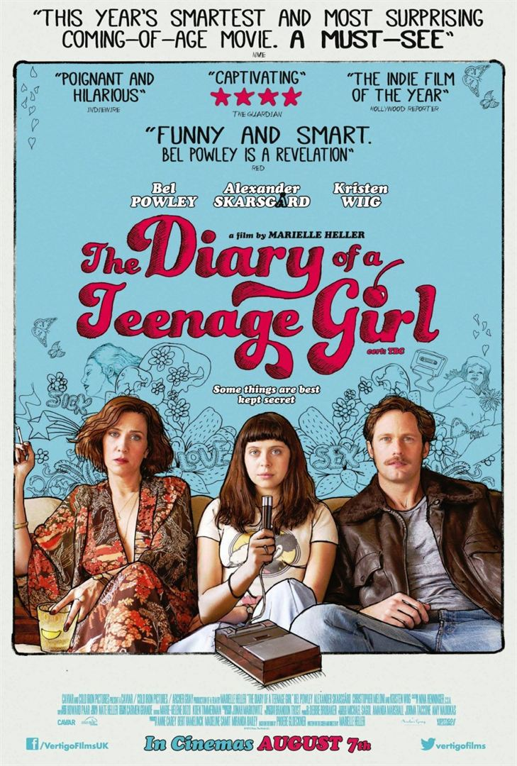 The Diary Of A Teenage Girl, Bir Gen