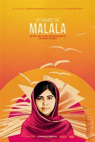 He Named Me Malala // Aslında sinematografik özellikleri bakımından sıkıntısı bol bir film ama