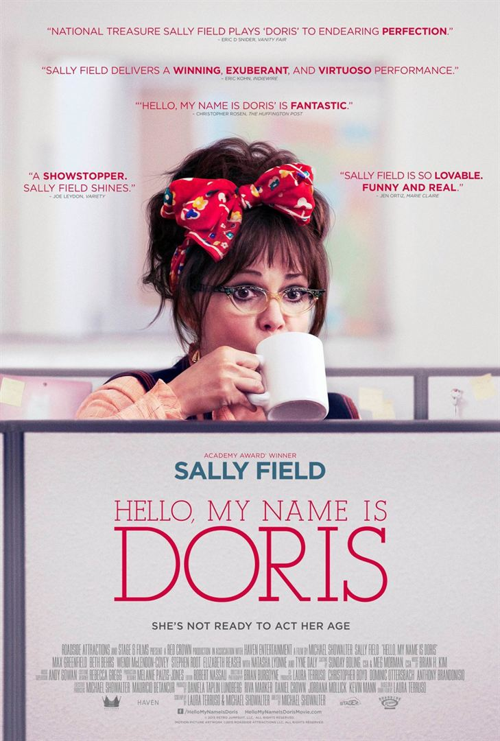 Hello, My Name is Dorris // Sally Field