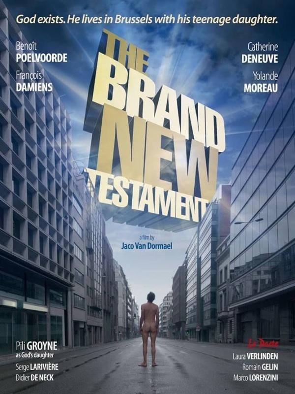 Le Tout Nouveau Testament, Yeni Ahit //