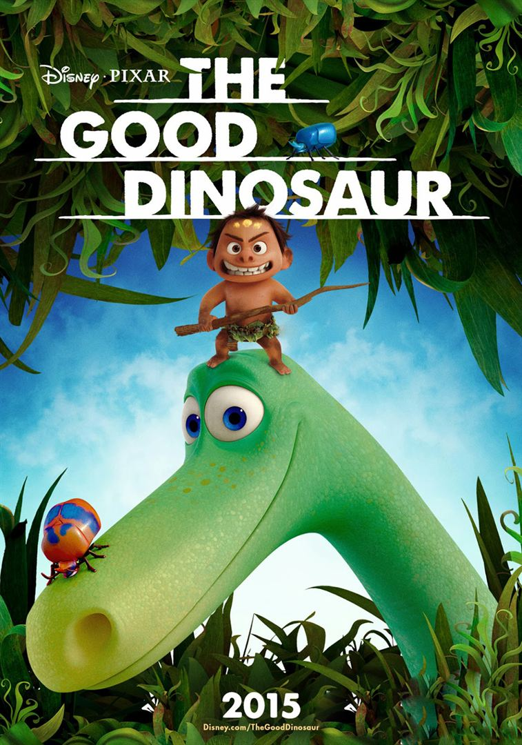 The Good Dinasor, İyi Bir Dinazor //