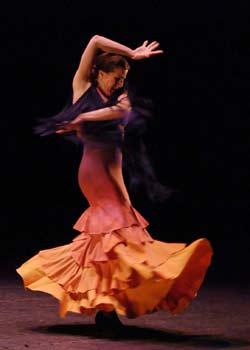 İki Dans Gösterisi: Maria Pages ve Anadolu Ateşi