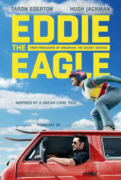 Eddie The Eagle, Kartal Eddie ///