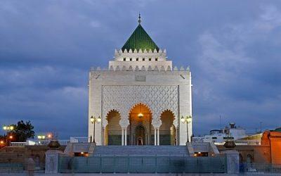 Rabat ve Sale'den Fas'a Giriş