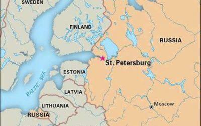 Saint Petersburg'a 4 Günlük Gezi (Rusya)