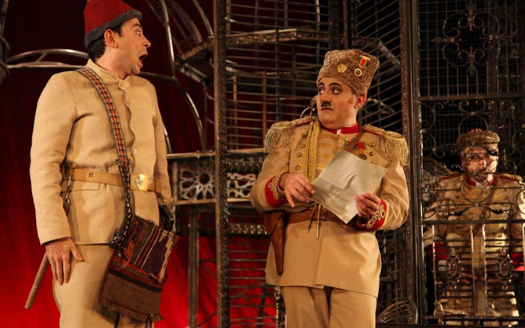 Şehir Tiyatroları'nda Son İzlediklerim: Şekerpare, Cibali Karakolu, Fehim Paşa Konağı ve Şahane Züğürtler