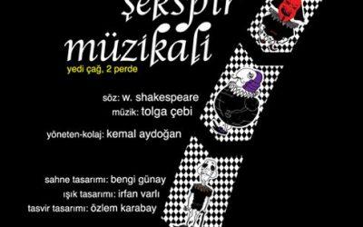 Karantina'da Müzikal : 7 Şekspir Müzikali